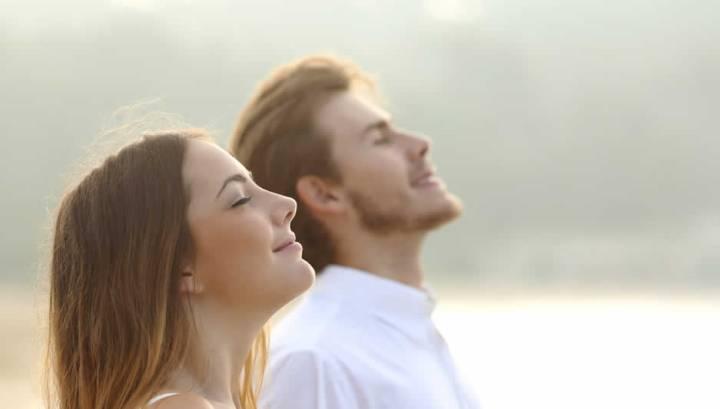 Breathe- it's good foryou